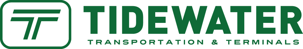 1Tidewater logo PNG – Green